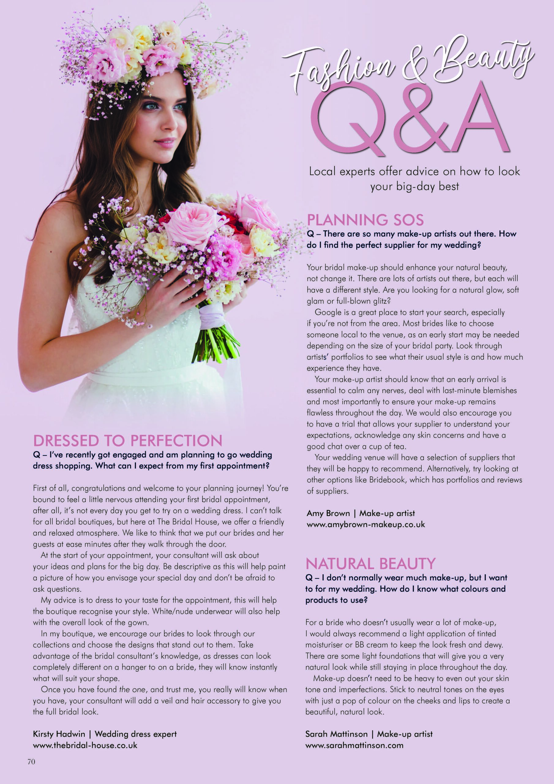 Country Bride QA Article